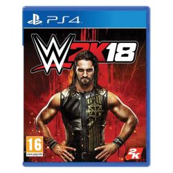 WWE 2K18 (Hra PS4)