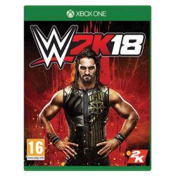 WWE 2K18 (Hra XboxOne)