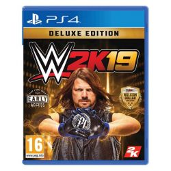 WWE 2K19 (Deluxe Edition) (Hra PS4)