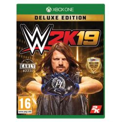 WWE 2K19 (Deluxe Edition) (Hra XboxOne)