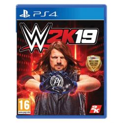 WWE 2K19 (Hra PS4)