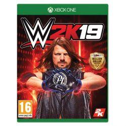 WWE 2K19 (Hra XboxOne)