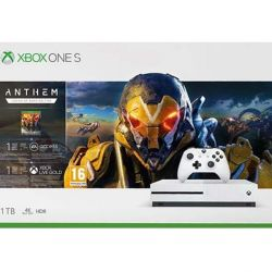 Xbox One S 1TB   Anthem (Legion of Dawn Edition) (Hracia konzola XboxOne)