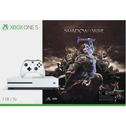 Xbox One S 1TB   Middle-Earth: Shadow of War (Hracia konzola XboxOne)
