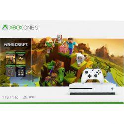 Xbox One S 1TB   Minecraft Creators Bundle (Hracia konzola XboxOne)