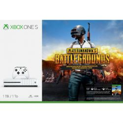 Xbox One S 1TB   PlayerUnknown's Battlegrounds  (Hracia konzola XboxOne)