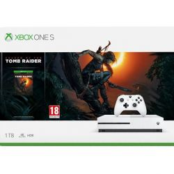 Xbox One S 1TB   Shadow of the Tomb Raider (Hracia konzola XboxOne)