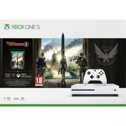 Xbox One S 1TB   Tom Clancy's The Division 2 CZ (Hracia konzola XboxOne)