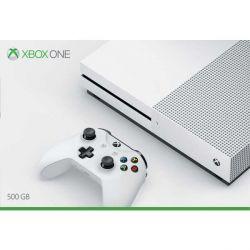 Xbox One S 500GB (Hracia konzola XboxOne)