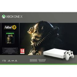 Xbox One X 1TB   Fallout 76 (Hracia konzola XboxOne)