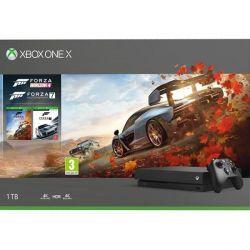 Xbox One X 1TB   Forza Horizon 4 CZ   Forza Motorsport 7 (Hracia konzola XboxOne)