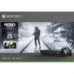 Xbox One X 1TB   Metro Exodus   Metro 2033 Redux   Metro: Last Light Redux (Hracia konzola XboxOne)