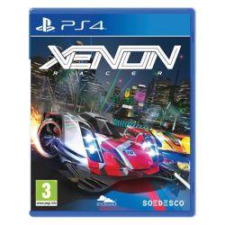 Xenon Racer (Hra PS4)