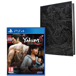 Yakuza 6: The Song of Life (Essence of Art Edition) (Hra PS4)
