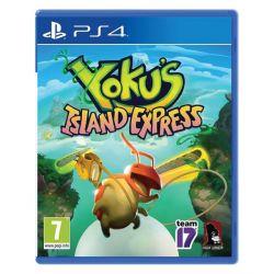 Yoku's Island Express (Hra PS4)