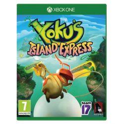 Yoku's Island Express (Hra XboxOne)
