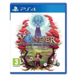 Yonder: The Cloud Catcher Chronicles (Hra PS4)