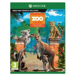 Zoo Tycoon (Ultimate Animal Collection) (Hra XboxOne)